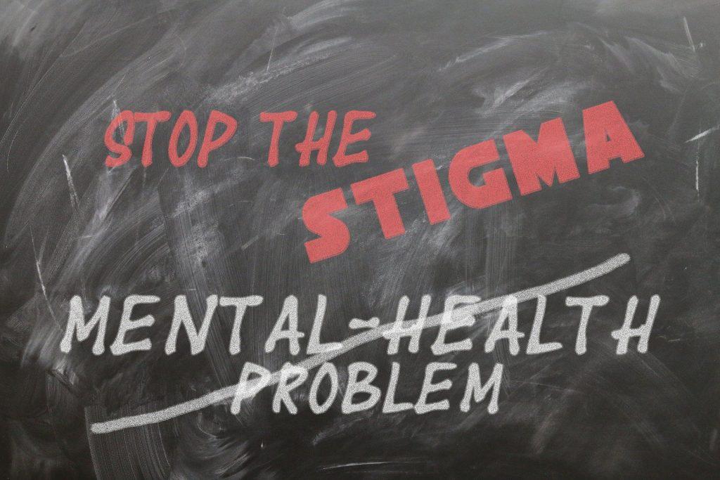 Se refleja la estigmatización que tienen las salud mental